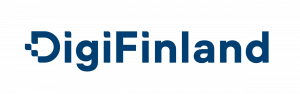 This image has an empty alt attribute; its file name is digifinland_logo_sininen_rgb2500px-300x94.png